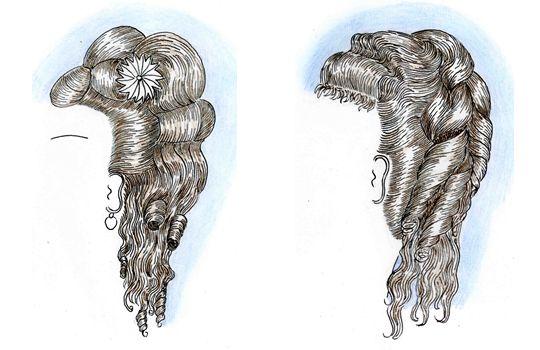Acheter lhuile pour les cheveux les recettes de la mamie agafi
