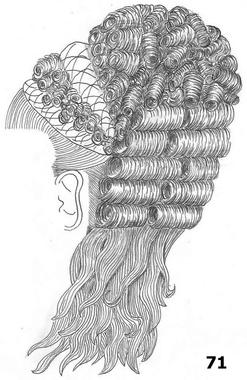 coiffures historiques le site du manuel de coiffures historiques. Black Bedroom Furniture Sets. Home Design Ideas